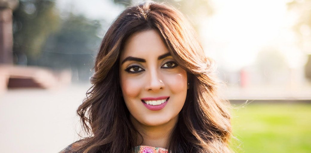 Noreen Khan - Comedy Performer at The Glee Clubs
