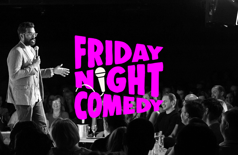 Friday Night Comedy Banner 768x500
