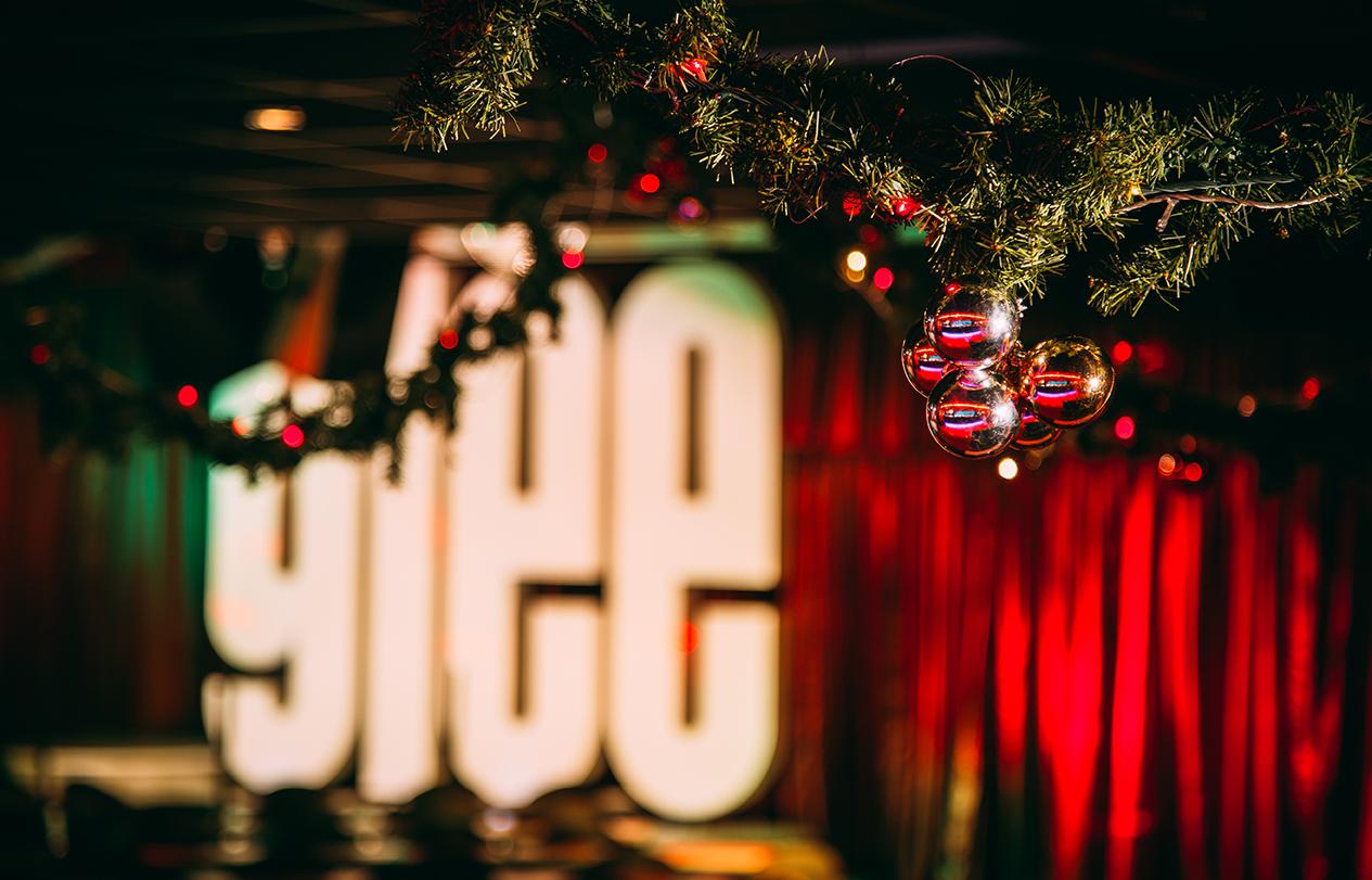 Image result for glee club christmas comedy specials birmingham
