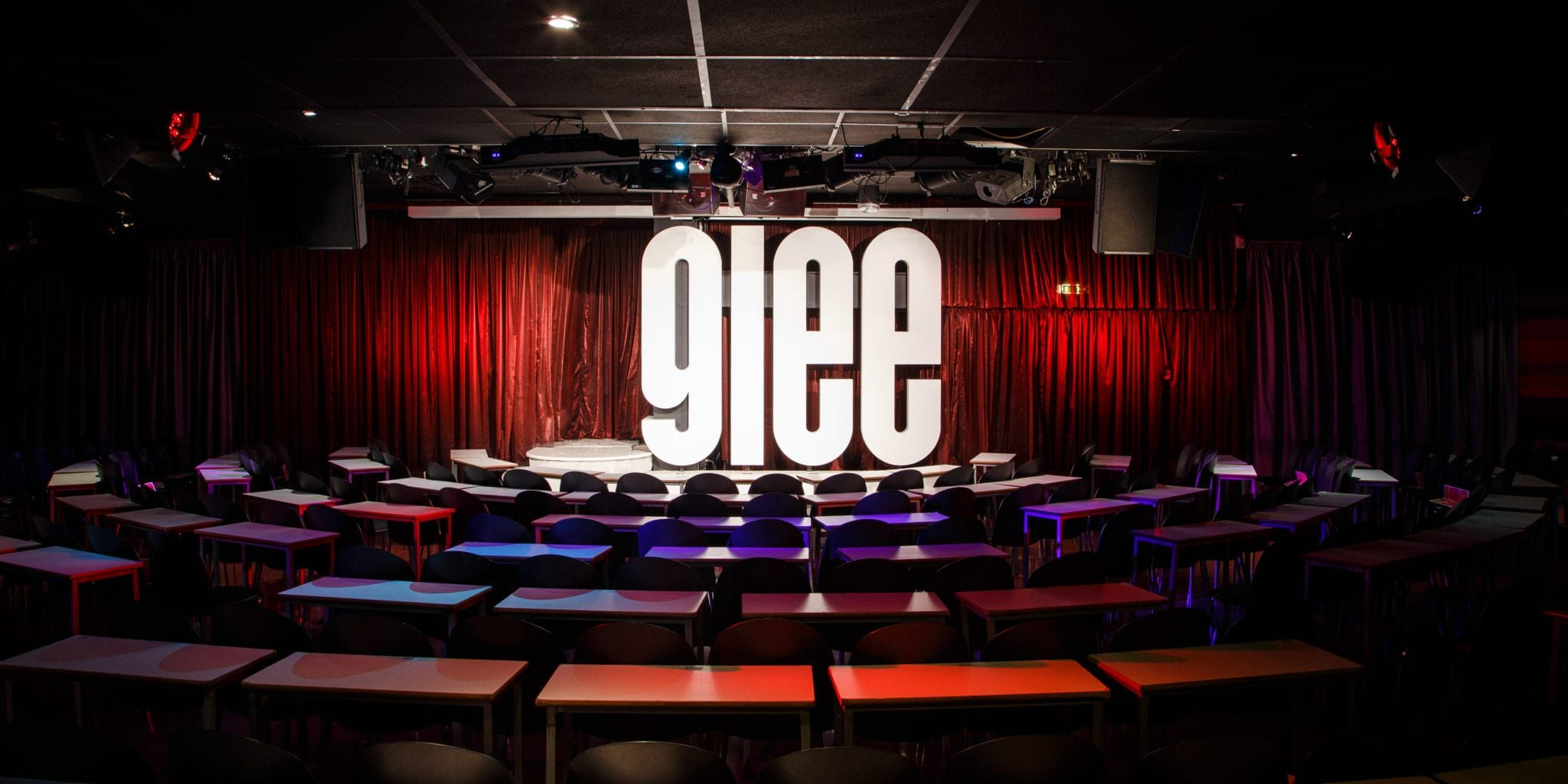 Birmingham Venue Hire - The Birmingham Glee Club - photo of the main room